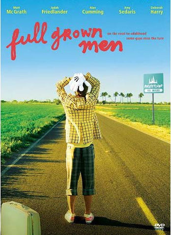 Full Grown Men DVD Movie