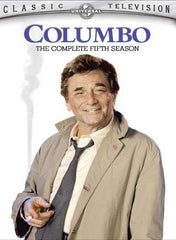 Columbo - The Complete Fifth Season (5) (Boxset)
