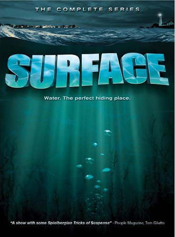 Surface - The Complete Series (Boxset) DVD Movie