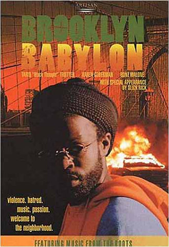 Brooklyn Babylon DVD Movie