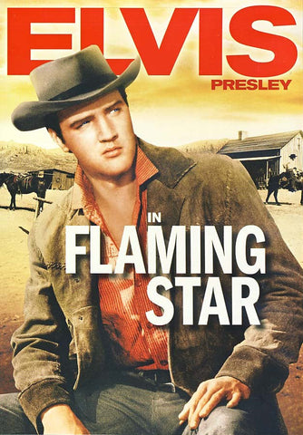Flaming Star DVD Movie