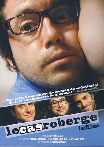 Le Cas Roberge DVD Movie