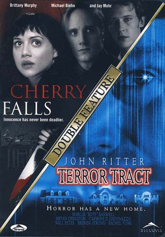 Cherry Falls/Terror Tract (Double Feature) (ALL) DVD Movie