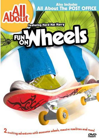 All About - Fun on Wheels/The Post Office DVD Movie