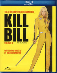 Kill Bill - Volume 1 (Bilingual) (Blu-ray)