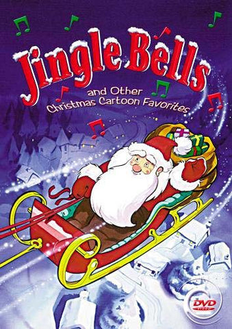 Jingle Bells And Other Christmas Stories DVD Movie