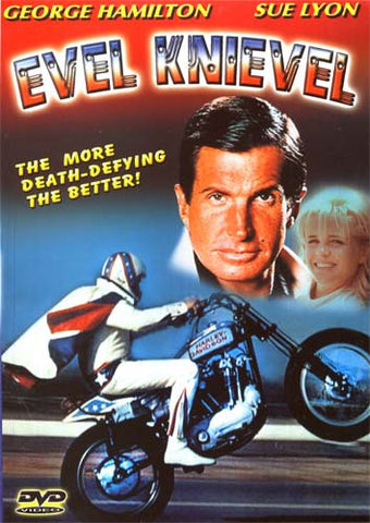 Evel Knievel (George Hamilton) DVD Movie