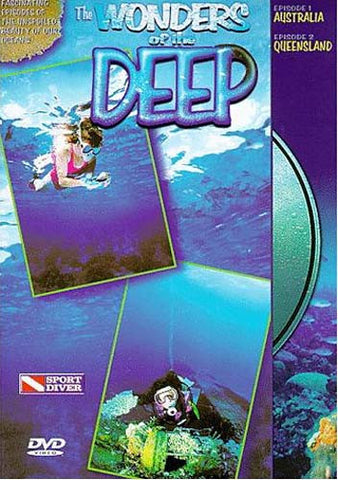 The Wonders Of The Deep - Australia / Queensland DVD Movie
