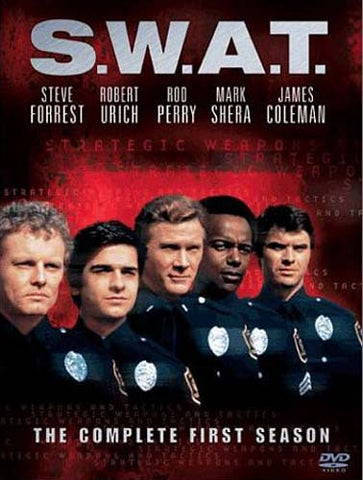 S.W.A.T. - The Complete First Season (Boxset) DVD Movie