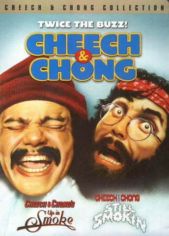 Cheech And Chong - Up In Smoke/Still Smokin (Double Feature) DVD Movie