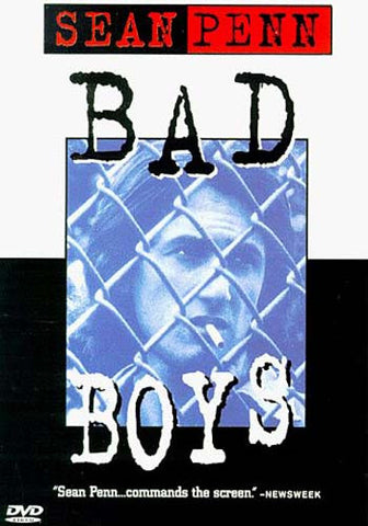 Bad Boys (Sean Penn) (Keepcase) DVD Movie