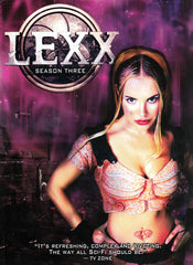 Lexx - Season Three (3) (Boxset)
