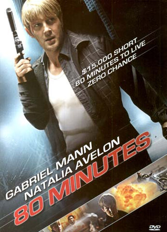 80 Minutes DVD Movie