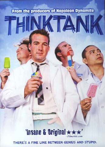 Think Tank DVD Movie