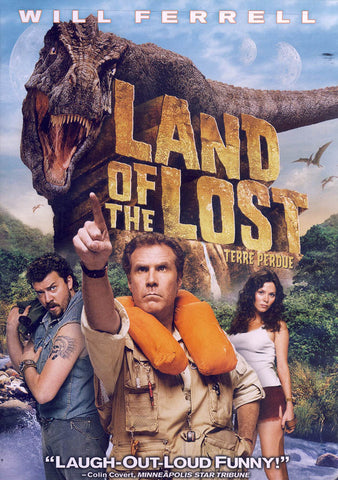 Land Of The Lost (Bilingual) DVD Movie