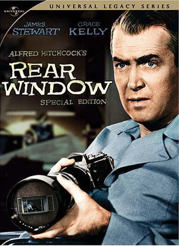 Rear Window (Special Edition) (Universal Legacy Series) DVD Movie