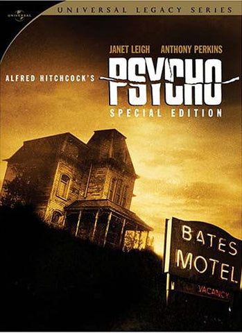 Psycho (Special Edition) (Universal Legacy Series) DVD Movie