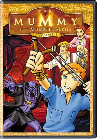 The Mummy - The Animated Series Volume 1 (CA Version) DVD Movie