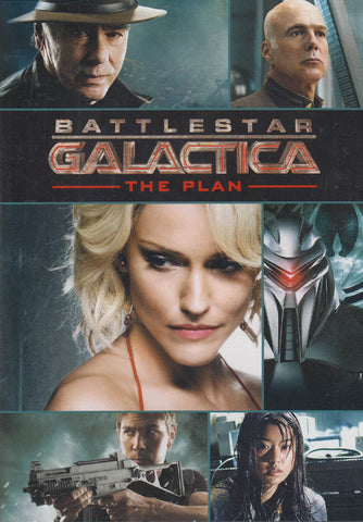 Battlestar Galactica - The Plan DVD Movie
