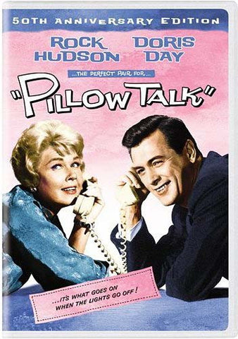 Pillow Talk - 50th Anniversary Edition DVD Movie