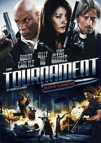 The Tournament(Bilingual) DVD Movie