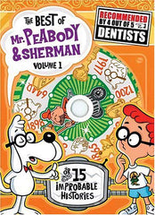 The Best of Mr. Peabody And Sherman Vol. 1