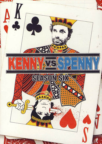 Kenny Vs. Spenny - Season 6 Six (Boxset) DVD Movie