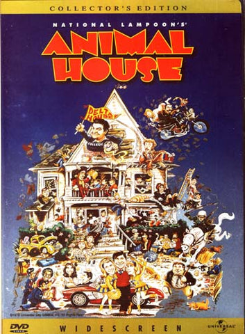 National Lampoon s Animal House (Collector s Edition) DVD Movie