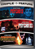 Psycho 2 / Psycho 3 / Psycho 4 - The Beginning (Triple Feature) DVD Movie