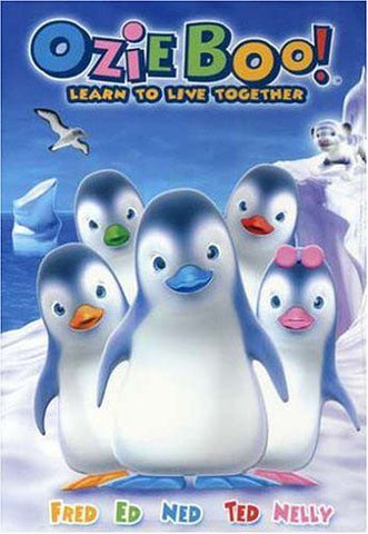 Ozie Boo - Learn to Live Together DVD Movie