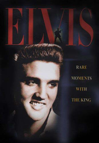 Elvis - Rare Moments With the King DVD Movie