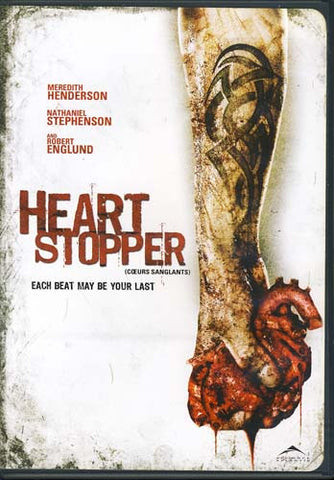 Heartstopper (Bilingual) DVD Movie
