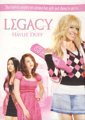 Legacy DVD Movie