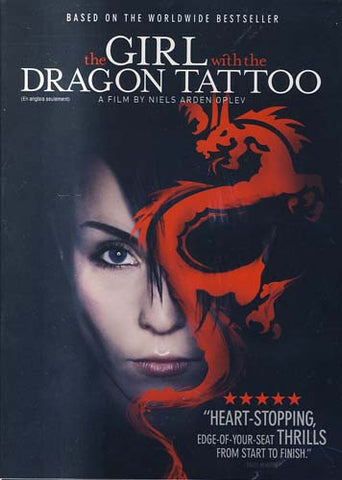 The Girl With the Dragon Tattoo (English Dubbed Version) DVD Movie