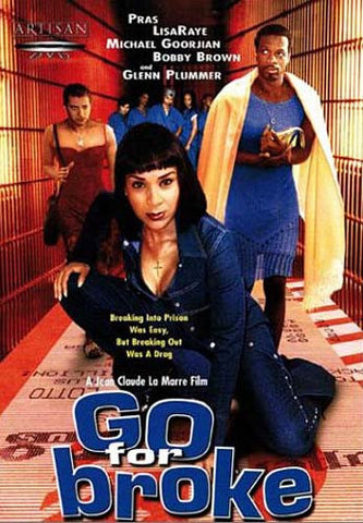 Go For Broke DVD Movie