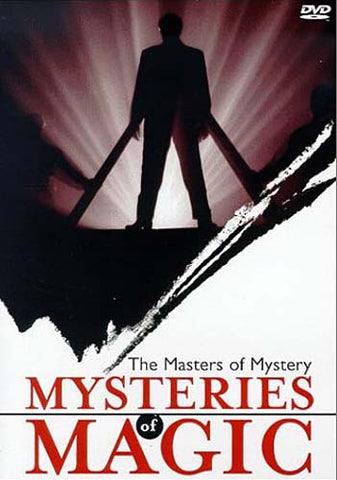 Mysteries of Magic - The Masters of Mystery DVD Movie