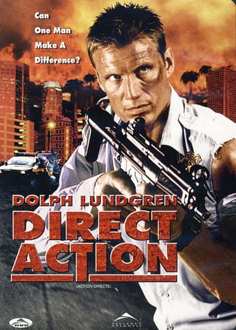Direct Action (Bilingual) DVD Movie