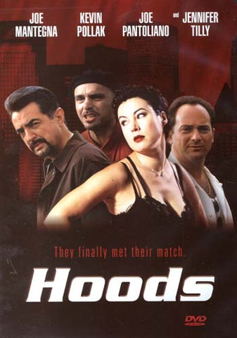 Hoods DVD Movie