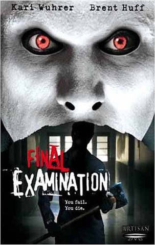 Final Examination DVD Movie