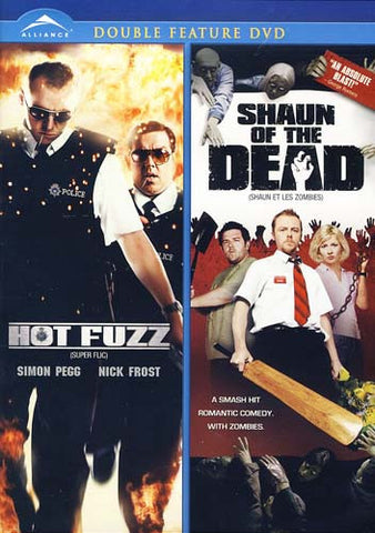Hot Fuzz/Shaun of the Dead (Double Feature)(bilingual) DVD Movie
