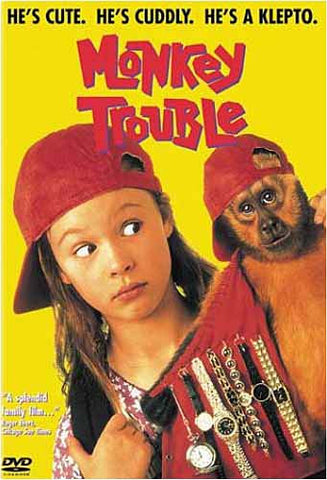 Monkey Trouble DVD Movie