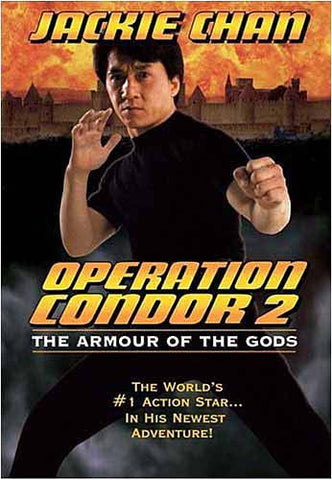 Operation Condor 2 - The Armour of the Gods (Jackie Chan) DVD Movie