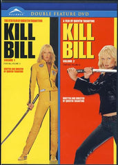 Kill Bill - Volume 1 And 2 (Double Feature)