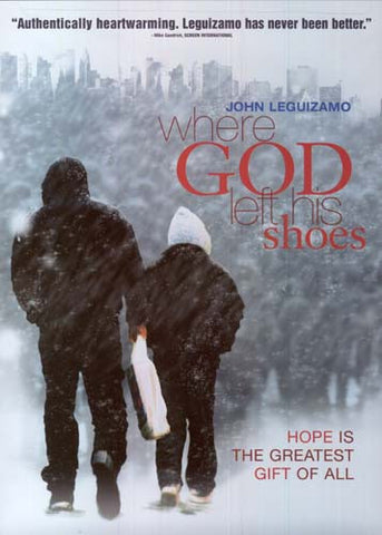 Where God Left His Shoes DVD Movie