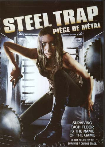 Steel Trap(Bilingual) DVD Movie
