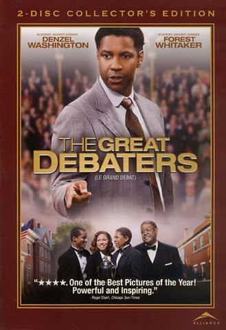 The Great Debaters (2-Disc Special Collector s Edition) (Bilingual) DVD Movie
