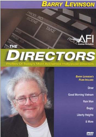 The Directors - Barry Levinson DVD Movie