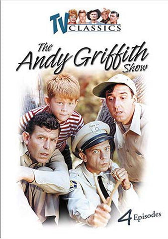 The Andy Griffith Show - Vol - 4 (4 Episodes) DVD Movie