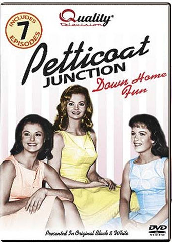 Petticoat Junction - Down Home Fun DVD Movie