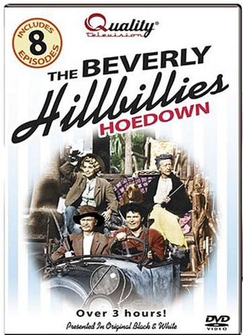 The Beverly Hillbillies - Hoedown DVD Movie
